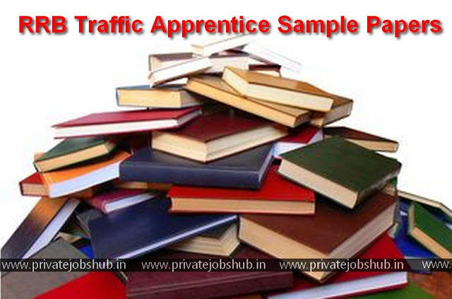 RRB Traffic Apprentice Sample Papers