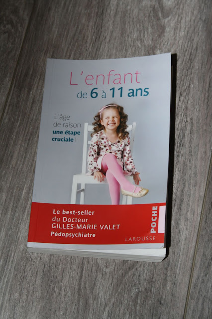 L'enfant de 6 à 11 ans du docteur Gilles-Marie Valet