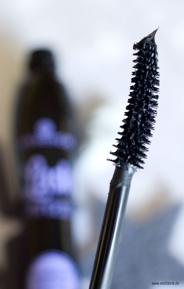 essence lash princess sculpted mascara, bürstchen