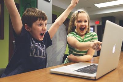 Çocuklar da Teknoloji Bağımlılığı