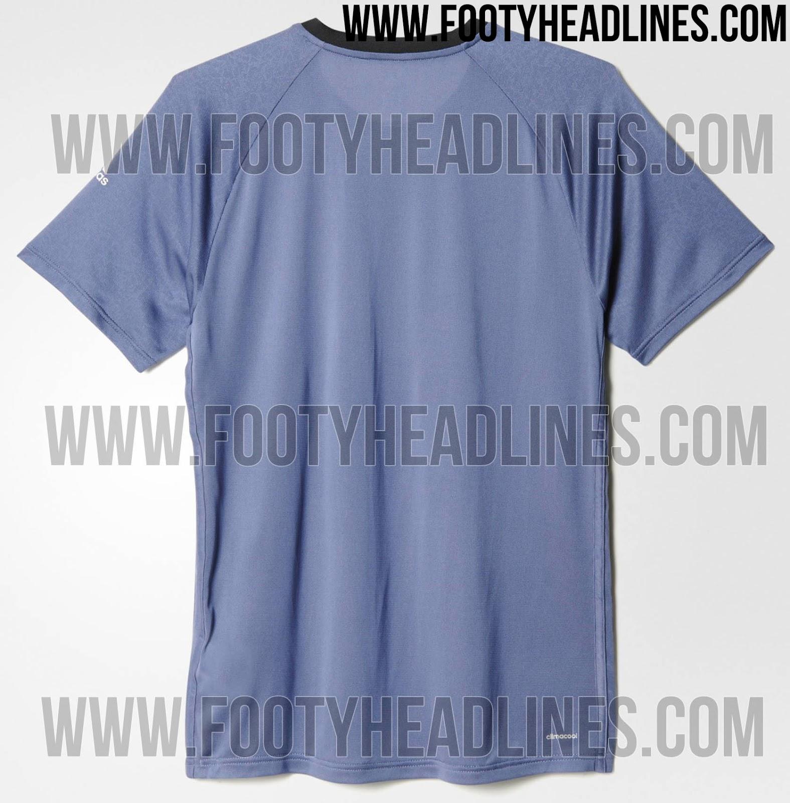 Camiseta de entrenamiento para la Champions del Real Madrid 16-17 54a78a85bf35b