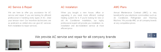 AC Service Center Delhi