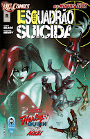 Os Novos 52! Esquadrão Suicida #6 (Opcional)