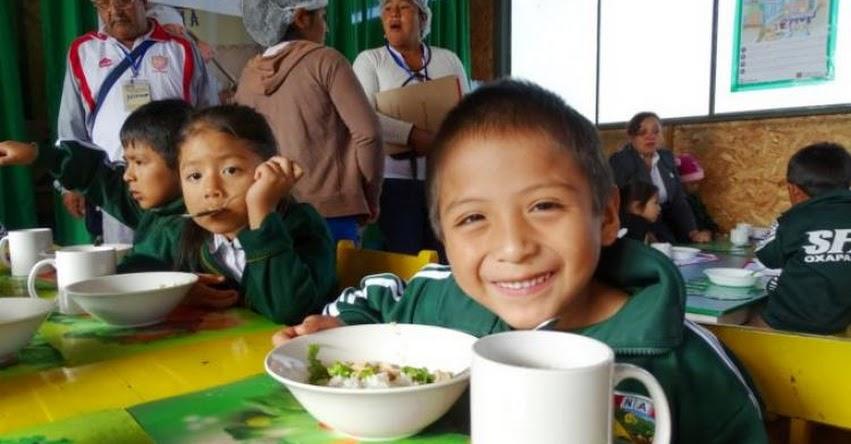 QALI WARMA: Más de 49 mil escolares de Pasco consumen arroz fortificado que brinda el programa social en desayunos y almuerzos - www.qaliwarma.gob.pe
