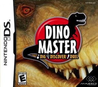 Dino Master, nds, español, mega, mediafire