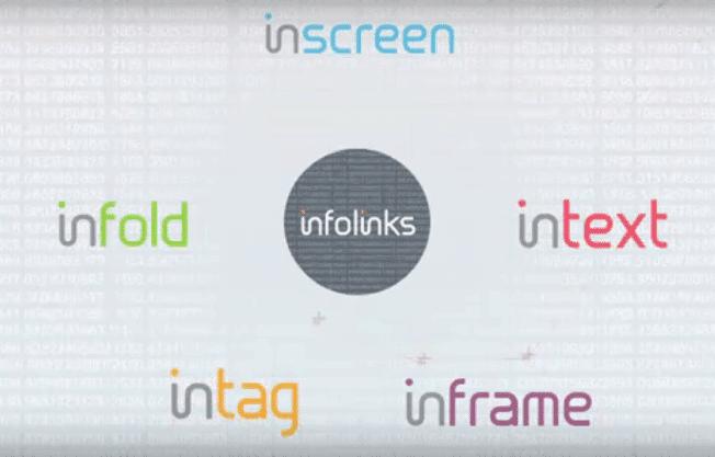 Infolinks: Best Supplement of Google Adsense Revenue - Review