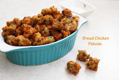 pakoda pakora bread chicken pakoda crispy snacks ramadan recipes iftar snacks malabar snacks for ramadan unique recipes yummy easy recipes bread recipe