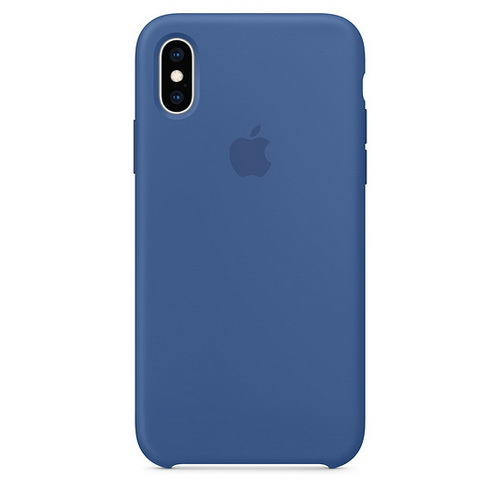 Casing Apple Silicone iPhone XS