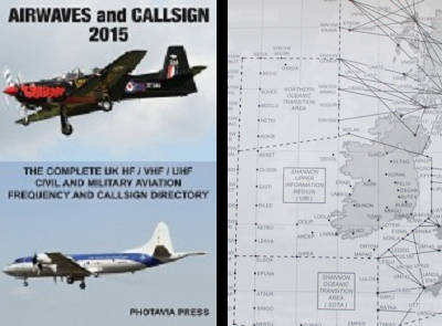 Northwich Scanner: Airwaves and Callsign 2015 - Book Review