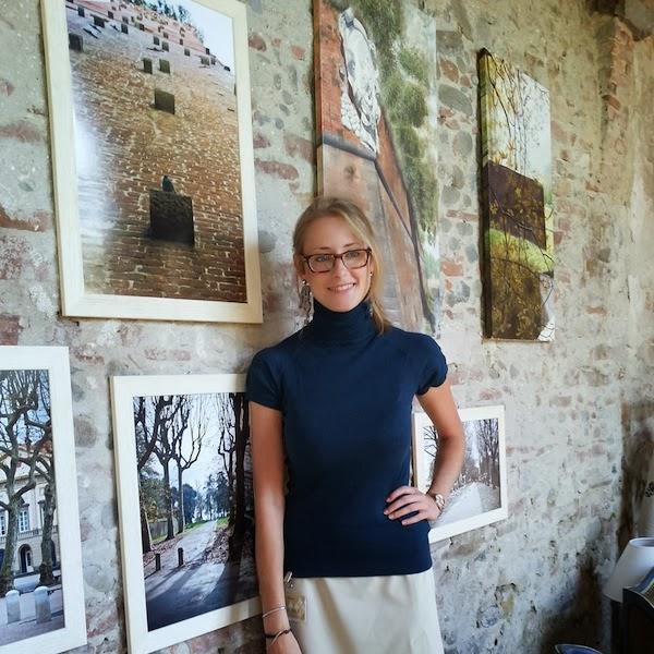Fashion in Pfanner 2013 - Chiara Paolicchi