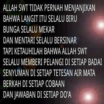 Kata Islami Untuk Kekasih Nusagates