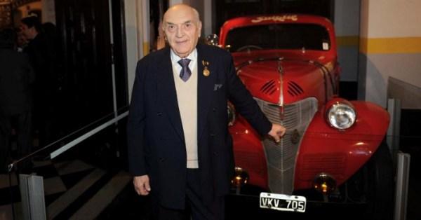 FROILAN GONZALEZ: UN HOMENAJE PERMANENTE EN EL MUSEO FANGIO