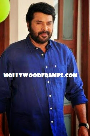 Mammootty's look in the movie 'Varsham'
