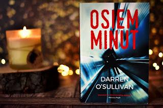 """Darren O'Sullivan - """"Osiem minut"""""""