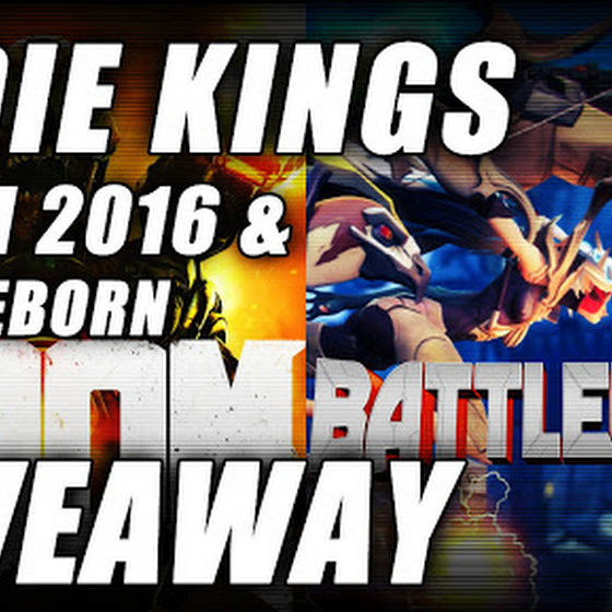 DOOM 2016 And Battleborn Giveaway ★ By Indie Kings