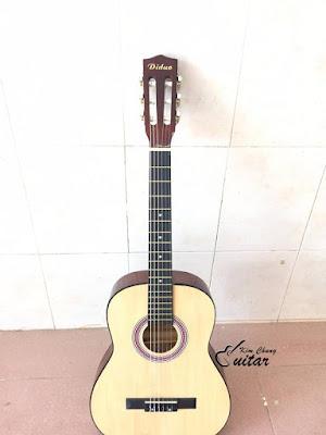 Bán Đàn guitar diduo classic