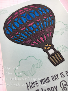 Stampin Up Lift Me Up