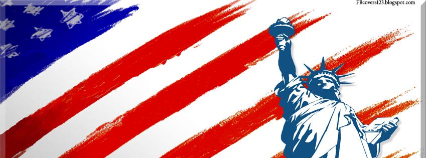 eb9ec046f079 Facebook covers photos  Americans Flag Cover Photos