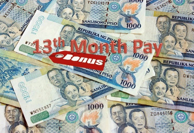 DOLE to private employers: Pay 13th month bonus early