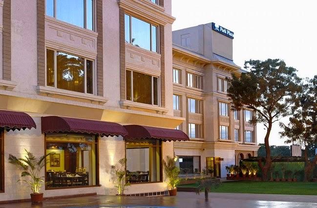Park Plaza Hotel in Jodhpur, Rajasthan