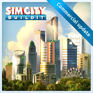 SimCity BuildIt Commercial Upgrade Update - 28th July