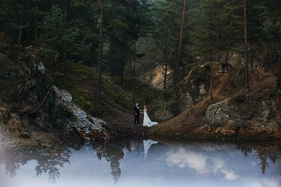 kretatywne zdjęcia ślubne bielsko