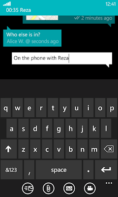 Whatsapp leaked for wp7