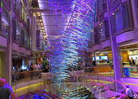 royal caribbean atrium