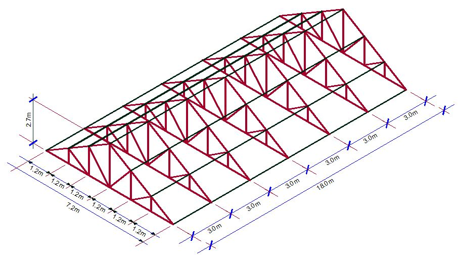 How to Design Roof Purlins: A Solved Example - Structville