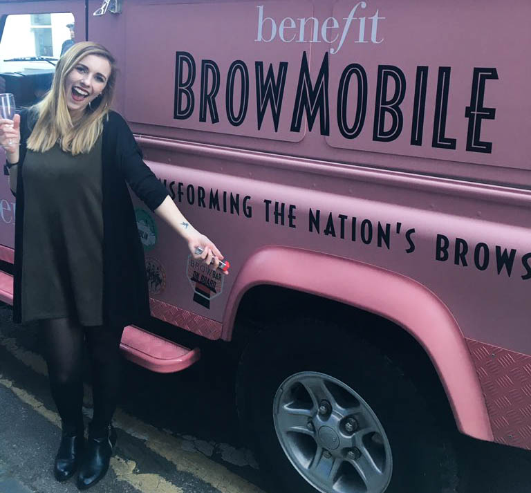 Benefit Brow Mobile