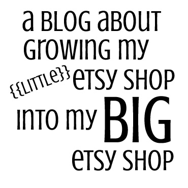 My Little Etsy Shop: January 2013