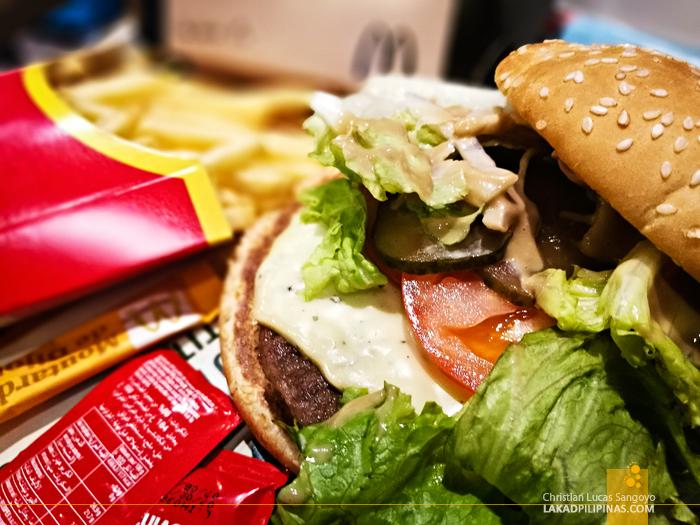 McDonald's Grand McExtreme Casablanca Food Trip