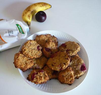 galletas veganas coco sin azucar