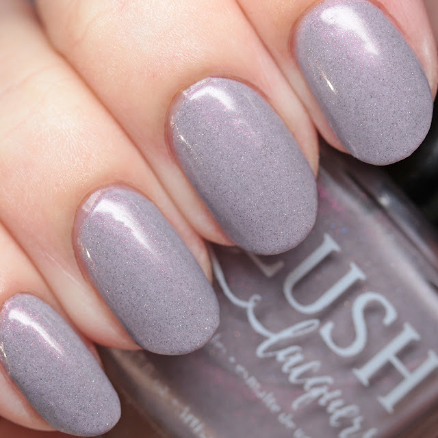 Blush Lacquers Wildest Dreams