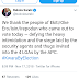 Saraki Releases Press Statement On Kwara Bye Election (Read)