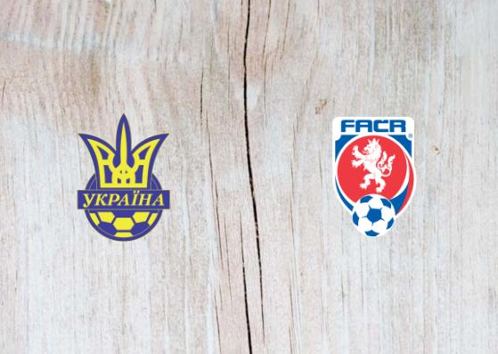 Ukraine vs Czech Republic - Highlights 16 October 2018