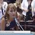 Video: El histórico momento en que Allen vuelve a tener representación en el Congreso