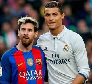 Ronaldo, Messi make Team of the Year