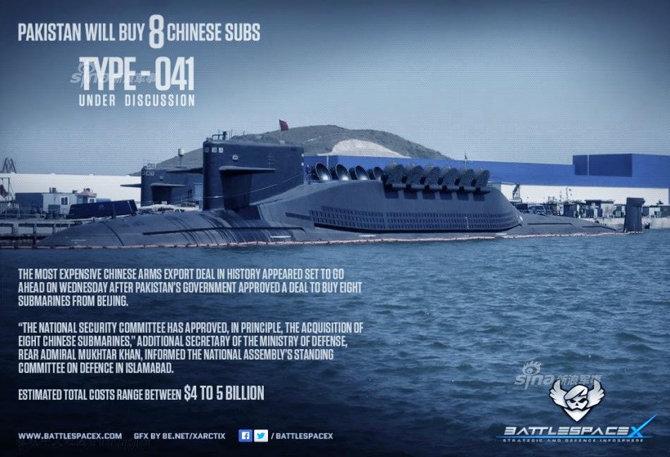 Type 041 Yuan Class Attack Submarine, Bronco BB2004 (2009) |Type 041 Submarines