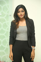Actress Eesha Looks gorgeous in Blazer and T Shirt at Ami Tumi success meet ~  Exclusive 184.JPG