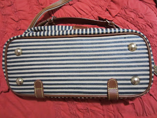 9385f4468bb3 I'm selling this cute satchel from Anthropologie, it's NWOT. It's in  excellent condition since I haven't used it