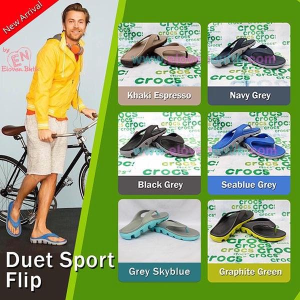 crocs Duet Sport Flip