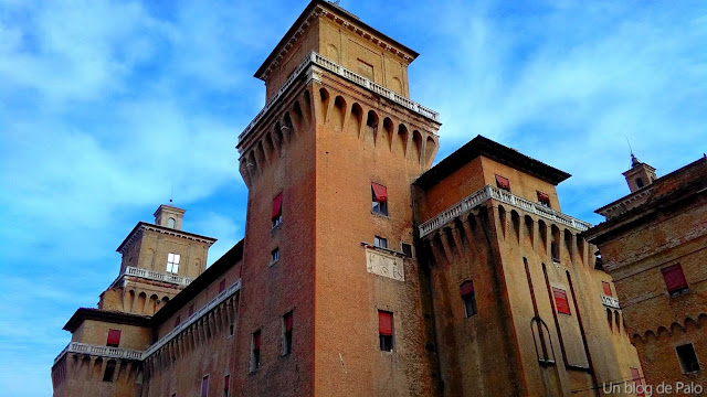 Castillo Estense en Ferrara