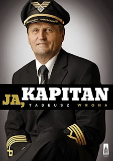 Ja, kapitan. Tadeusz Wrona. Książka