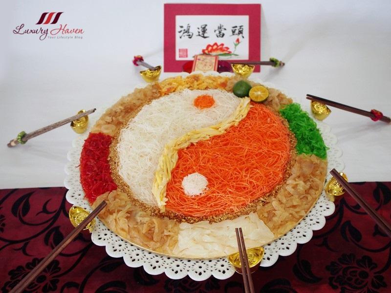 prosperity toss auspicious bagua abalone yu sheng recipe