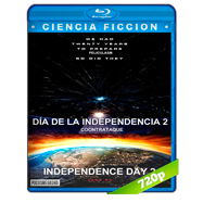 Día de la Independencia: Contraataque (2016) BRRip 720p Audio Dual Latino-Ingles