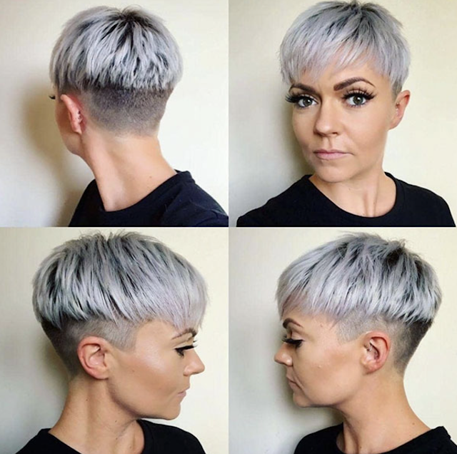 pixie haircuts 2019