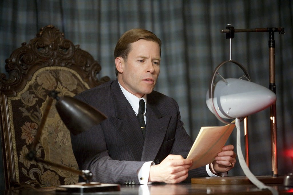 the kings speech guy pearce