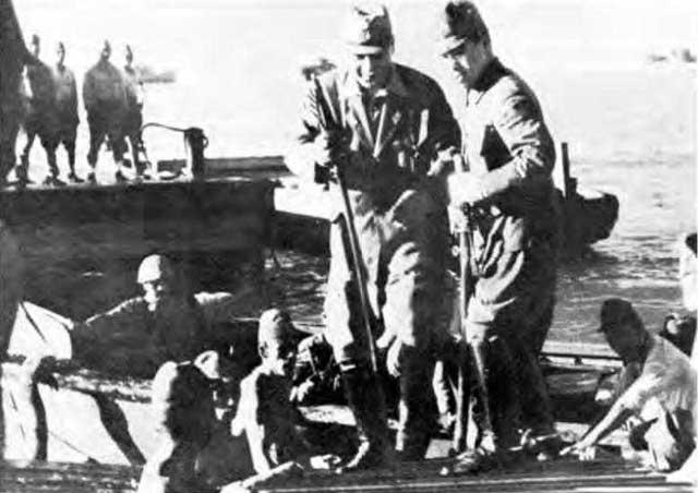 General Homma Lands in Lingayen Gulf, 24 December 1941 worldwartwo.filminspector.com