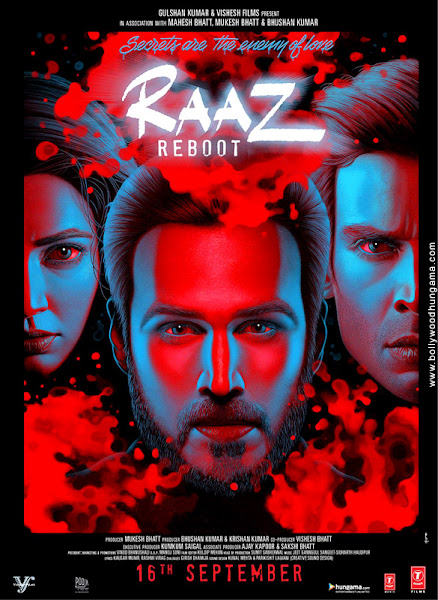 Raaz Reboot (2016) Movie Poster